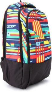 Flipkart- Buy Wildcraft Guide Blue 30 L Medium Backpack (Black, Blue) at Rs 559