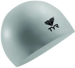 Flopkart- Buy TYR Latex Swimming Cap (Grey, Pack of 1) at Rs 89