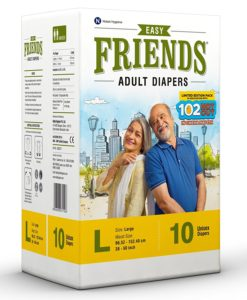 Friends Adult Diaper