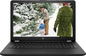HP APU Dual Core A9 - (4 GB,1 TB HDD,Windows 10 Home,2 GB Graphics) 15q-by002AX Laptop (15.6 inch, SParkling Black, 2.1 kg)