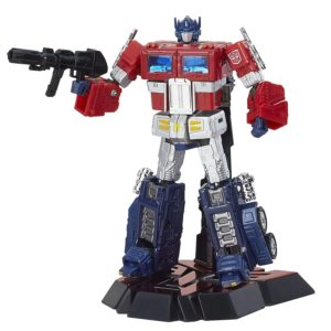 Hasbro Transformers Generations Platinum Edition Optimus Prime Year of the Rooster