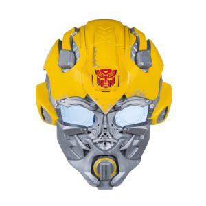 Hasbro the Last Knight Bumblebee Voice Changer Mask