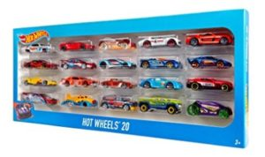 Hot Wheels Mattel H7045 20 Car Gift Pack at rs.700