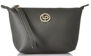 Lino Perros Women's Clutch (Grey) at rs.348