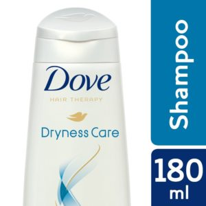 (Loot) Amazon - Buy Dove Dryness Care Shampoo 180 ml at Rs. 45