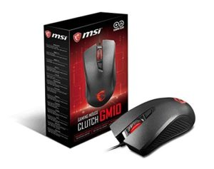 MSI Clutch S12-0401530-AP1 Gaming Optical Mouse at rs.999