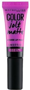 Maybelline New York Color Jolt Matte Lip Paint, 03 Baby Mauve, 5g