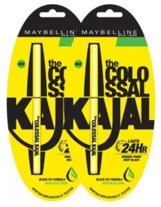 Maybelline New York Colossal Kajal 0.7 g  (Black) at rs.163