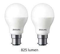 Philips 9 W LED Bulb (Pack Of 2)