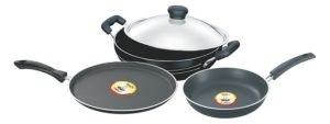 Pigeon Ruby Non-Stick Gift Set, 4 Pieces