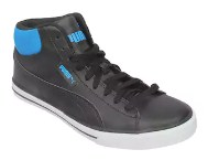 Puma Men Black;Blue Sneakers Shoes