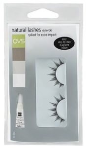 QVS Natural Lashes Style 01