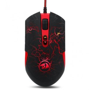 Redragon M701 Lavawolf 3500 DPI Optical Gaming Mouse