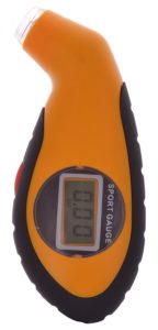 Romic 100 PSI Compact Digital Tyre Gauge with Lighted Tip