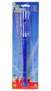 Simba My Music World Plastic Flute at rs.62
