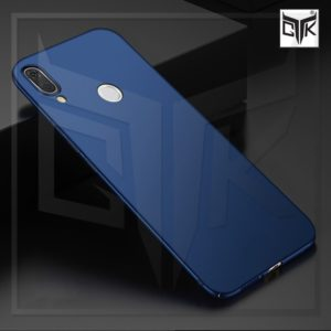 TheGiftKart Ultra Slim 360 Matte Velvet Feel Hard Back Cover for Asus Zenfone Max Pro M1