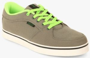 United Colors of Benetton Grey Sneakers