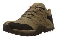 Woodland Men's Khaki Sneakers