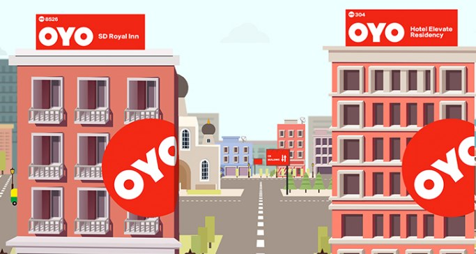 oyo hotels sbi offer