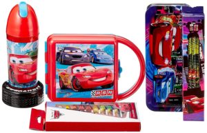 Amaozn - Buy Disney Pixar Cars back to School stationery combo set, 999, Multicolor at Rs 269