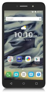 Amazon - Buy Alcatel PIXI 4-6 9001I (Silver)  at Rs 3799