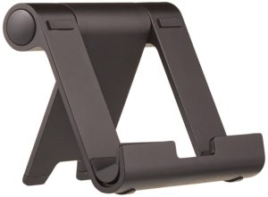 Amazon - Buy AmazonBasics Multi-Angle Portable Stand for Tablets, E-Readers and Phones at Rs. 539