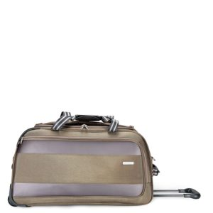 Amazon - Buy Aristocrat Polyester 57 cms Olive Travel Duffle at Rs 1133