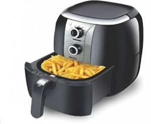 Amazon - Buy Baltra Fresco DX BAF-101 2.5-Litre Air Fryer (Black)  at Rs 3999 only