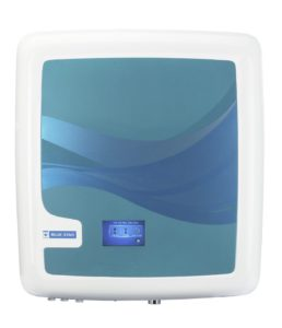 Amazon -Buy Blue Star Edge ED4WBAM01 6-Litre RO + UV Water Purifier 24W (WhiteBlue) at Rs 12886