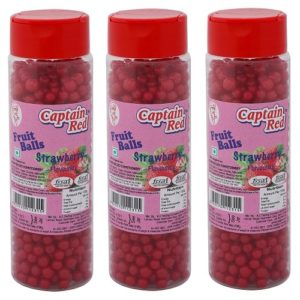 Amazon - Buy Captain Red Fruit Balls at upto 73% off