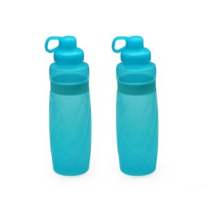 Amazon - Buy Cello Fit & Fresh Yuva Bottle, 1 Litre, Set of 2 at Rs 205 only