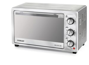 Amazon - Buy Eveready Relish 28 1500-Watt Oven Toaster Grill (Silver) at Rs 4872