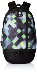 Amazon - Buy Fastrack 26.38 Ltrs Black Casual Backpack at Rs. 553