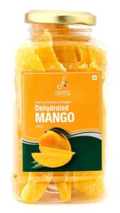 Amazon - Buy Flyberry Dehydrated Mango 250 g l 500 g at Rs. 209