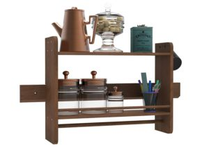 Amazon - Buy Forzza Adison Wallshelf at Rs. 1278
