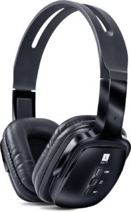 Amazon - Buy I Ball Exquisite Design Pulsebt4 Neckband Wireless Headphones With Mic,Black  at Rs 500 only