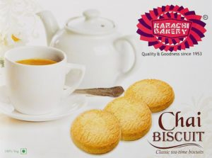Amazon - Buy Karachi Bakery Chai Biscuit, 400g at Rs 112 only