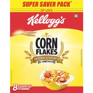 Amazon - Buy Kellogg's Corn Flakes, 875g  at Rs 213 only