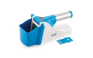 Amazon- Buy LMS Plastic Potato Chipser/French Fries Maker, Blue at Rs 124