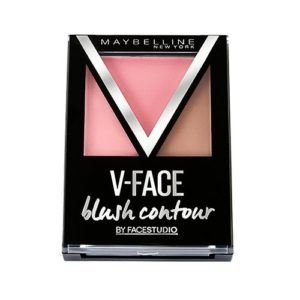 Amazon - Buy Maybelline New York Face Studio Contouring Blush, Peach, 4g at Rs 390 only