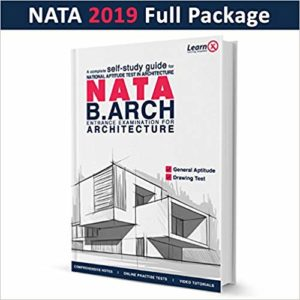 Amazon - Buy Nata Exam Full Package Paperback – 2018 at Rs 335 only