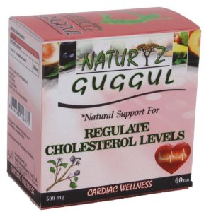 Amazon - Buy Naturyz Guggul - 60 Tablets  at Rs 123