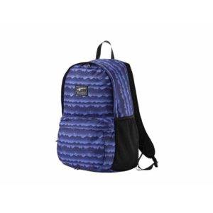 Amazon - Buy Puma 22 Ltrs Blue Depths Mountain Graphic Laptop Backpack at Rs 719 only