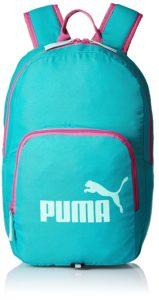 Amazon - Buy Puma Puma Phase Backpack 21 Ltrs Turquoise Casual Backpack at Rs. 649