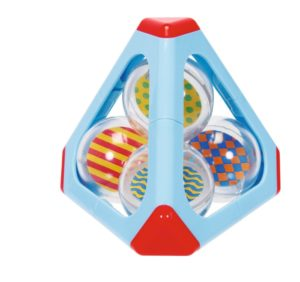Amazon - Buy Simba ABC Colourful Ball Pyramid, Blue  at Rs 202