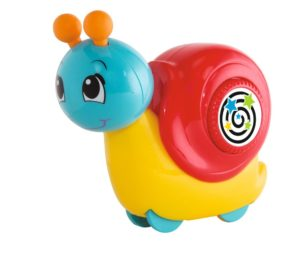 Amazon - Buy Simba ABC Press N Go Snail, Multi Color at Rs. 133