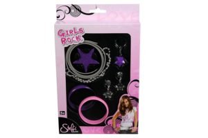 Amazon - Buy Simba Steffi Love Girls Rock Fashion Accessories Set  at Rs 167 only