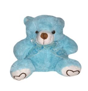 Amazon - Buy Soft Buddies Softy Bear - Extra Small, Blue  at Rs 95
