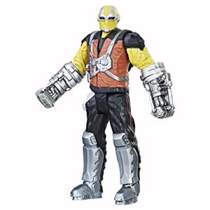 Amazon -  Buy Spiderman Homecoming Marvel's Shocker Figure, Yellow (6-inch) at Rs 270 only