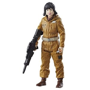 Amazon- Buy Star Wars The Last Jedi Resistance Tech Rose Force Link Figure at Rs 241